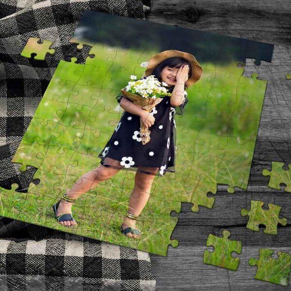 Puzzle z własnym nadrukiem