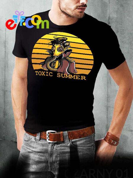 Atlantis - koszulka męska  z własnym nadrukiem