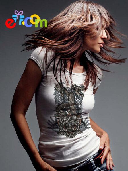 Adler - Koszulka damska  z własnym nadrukiem