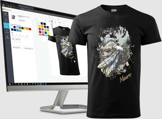 Zaprojektuj swoją koszulkę